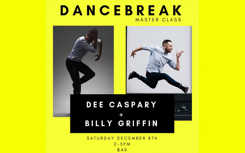 Master Class with Dee Caspary and Billy Griffin